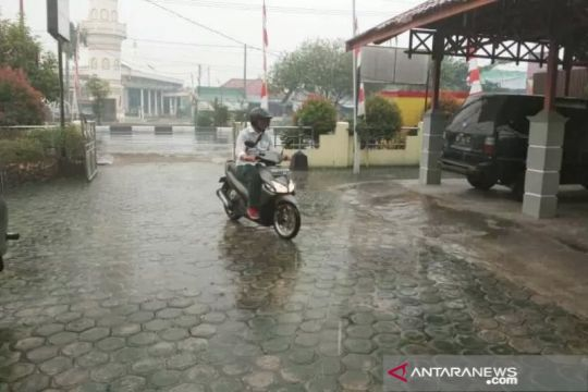 BMKG: Sebagian wilayah Indonesia berpotensi hujan sedang hingga lebat