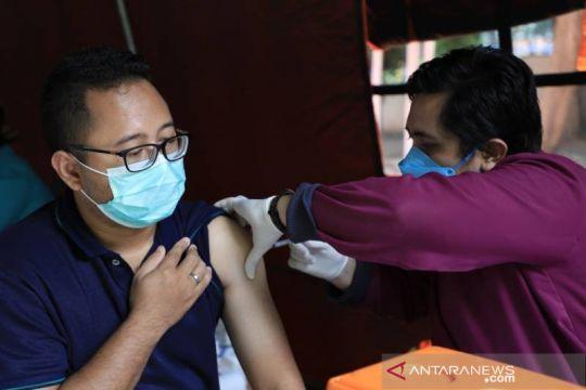 PMI Kota Tangerang tutup sentra vaksinasi usai vaksin 1.561 warga