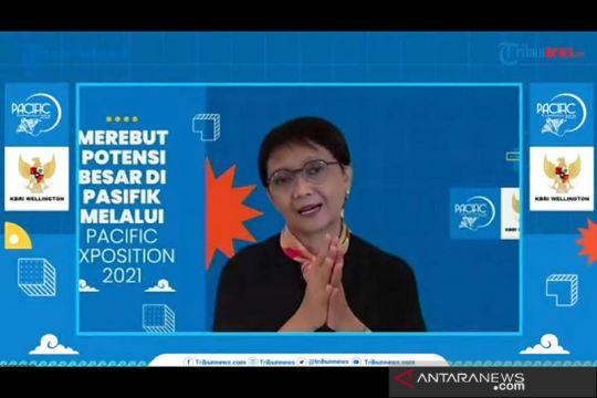 Menlu: Indonesia berkomitmen perkuat kerja sama dengan negara Pasifik