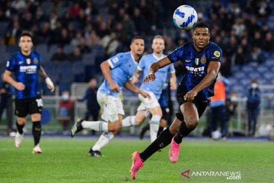 Dumfries percaya diri bisa lanjutkan sukses Achraf Hakimi di Inter