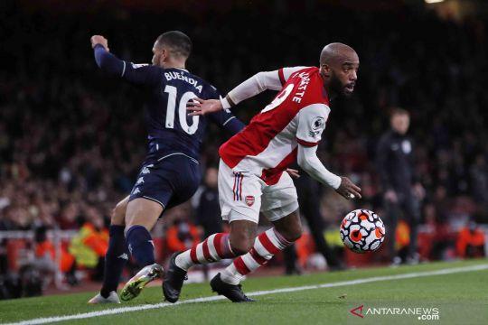 Liga Premier: Arsenal tundukkan Aston Villa 3-1
