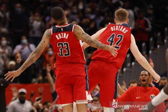 NBA: Wizards menang tipis 135-134 atas Pacers