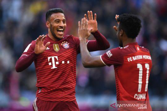 Bayern gelar pesta empat gol tanpa balas kontra Hoffenheim