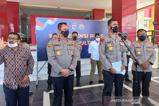 Kapolda Sulawesi Tengah minta maaf