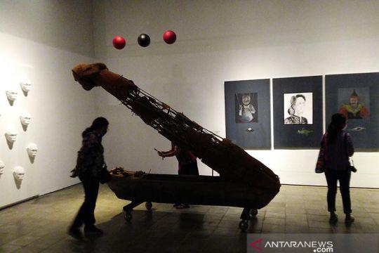Gus Mus: Seniman produktif berkarya di tengah pandemi