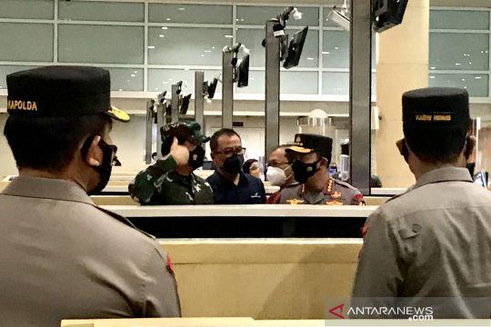 Panglima TNI cek kesiapan Bandara Ngurah Rai menerima tamu 19 negara