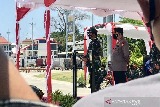 Panglima TNI: TNI dan Polri ujung tombak penanggulangan COVID-19