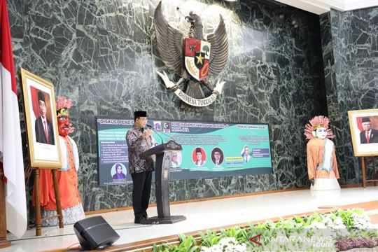 Muswil ke-10, Anies harap KAHMI Jaya jaga persatuan-kesetaraan Jakarta