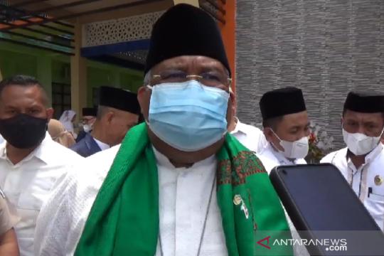 Gubernur Sultra optimistis vaksinasi dapat turunkan status level PPKM