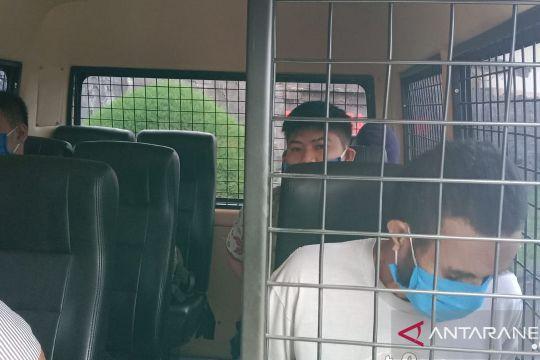 Empat terpidana pembunuhan di Manokwari dipindahkan ke Lapas Makassar