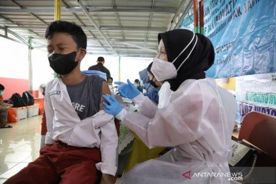 Siswa SD di Kota Tangerang bisa ikuti PTM asal sudah vaksinasi