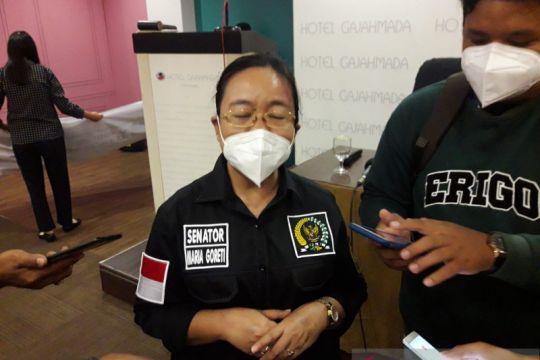 Anggota DPD: Pandemi COVID-19 membuat ekonomi masyarakat terpuruk