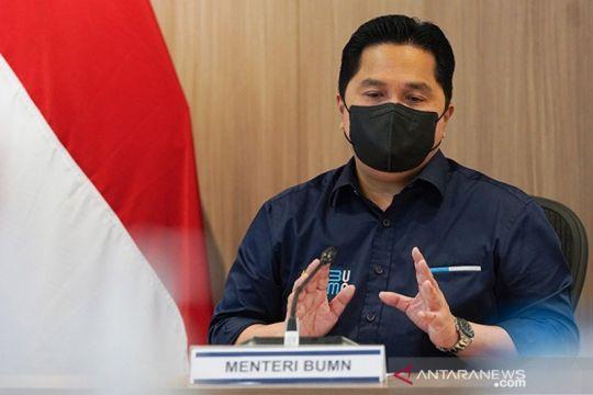 Erick Thohir siapkan pendanaan bagi startup Indonesia di tiga BUMN