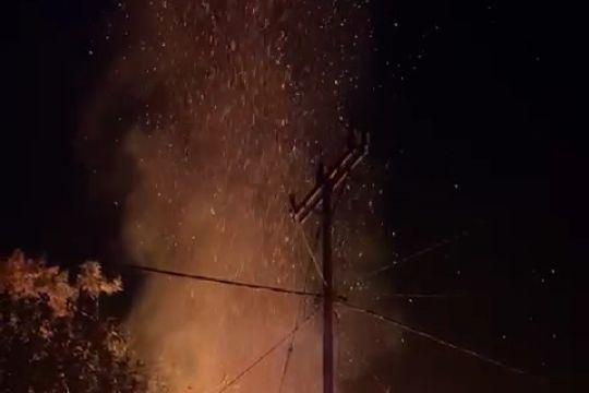 Seorang penghuni rumah tewas pada kebakaran di Buak Maung Kapuas Hulu