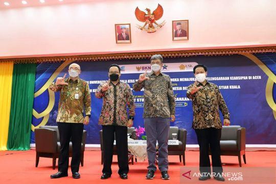 Perpusnas beri dukungan terhadap Pusat Studi Kebencanaan di Aceh