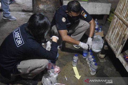 Polda Jatim teliti hasil produksi sabu-sabu di Lumajang