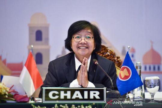 Menteri LHK: Generasi muda berperan sebagai agen perubahan lingkungan