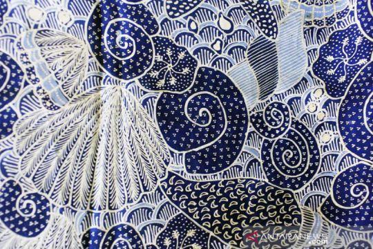 Batik biota laut yang ceritakan kekayaan RI tampil di Expo 2020 Dubai