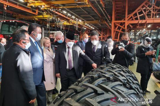 Kemenperin akan tindaklanjuti penjajakan traktor Belarus di RI