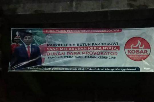 Kobar sebut Jokowi mengangkat harkat martabat bangsa Indonesia