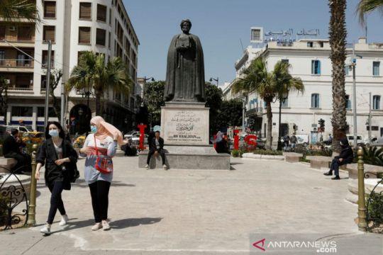 Tunisia berlakukan pas vaksin COVID-19