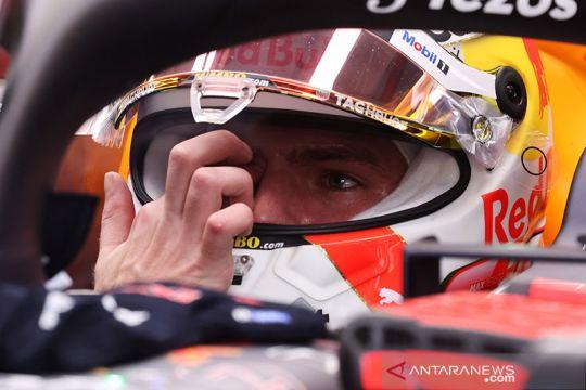 Rivalitas memanas, Verstappen dibuat kesal Hamilton di latihan GP AS