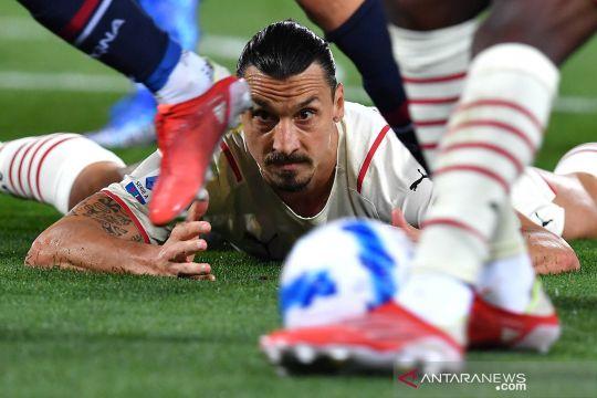 Milan menang 4-2 di kandang Bologna