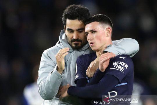Dimainkan pada posisi apa pun, Foden selalu puaskan Guardiola