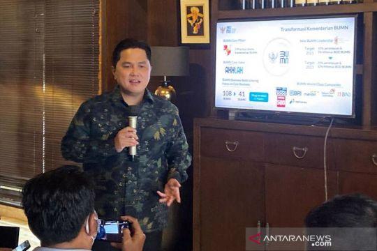 Erick Thohir ingatkan BUMN tidak asal ekspansi bisnis