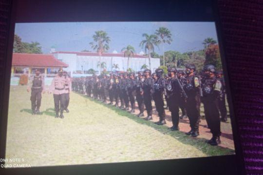 Kapolda Banten: Pilkades di Lebak berjalan aman