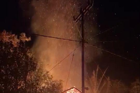 Polisi ungkap kematian Devi saat kebakaran di Buak Mau Kapuas Hulu