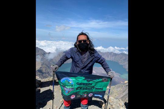 Demi Green Tourism, mahasiswa Jakarta daki 35 gunung di Indonesia