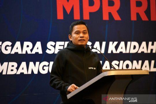 MPR harap insan media beri pandangan terkait tema diskusi kebangsaan