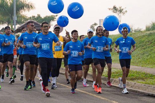 Menparekraf nilai Pocari Sweat Run hidupkan kembali industri acara