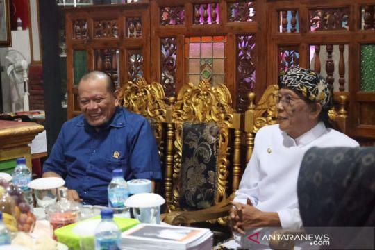 Ketua DPD RI: Penting koreksi arah perjalanan untuk perbaikan bangsa