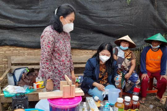 "Limbah pertanian jadi produk kaya manfaat di tangan ""DOKAR"" UB"