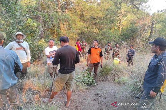 Kebakaran di lereng Gunung Batur berhasil dipadamkan