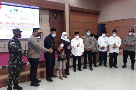 Gubernur Jatim apresiasi penanganan COVID-19 di Kota Kediri