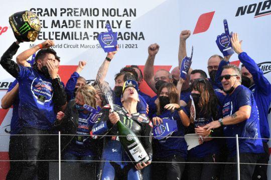 Quartararo: Pangeran baru di MotoGP mengklaim mahkota juara dunia