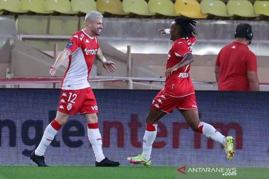 Hasil Liga Prancis: Monaco dan Rennes menang setelah Nice bekuk Lyon
