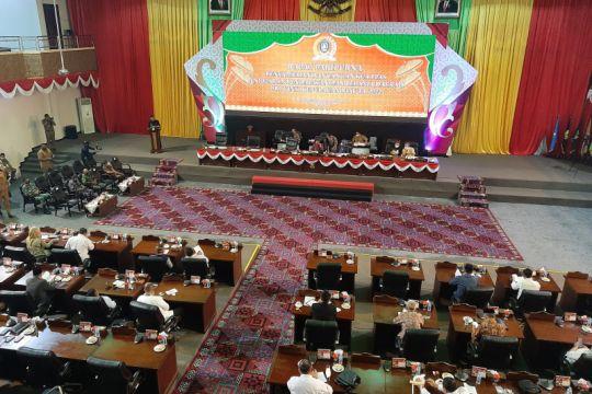 DPRD-Pemprov sahkan Perda Perseroda PT. Pembangunan Kepri
