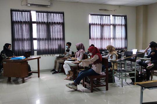 Universitas Tidar mulai uji coba perkuliahan tatap muka