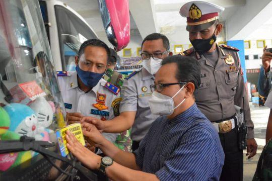 One gate system bus wisata Yogyakarta direncanakan berlaku tiap hari