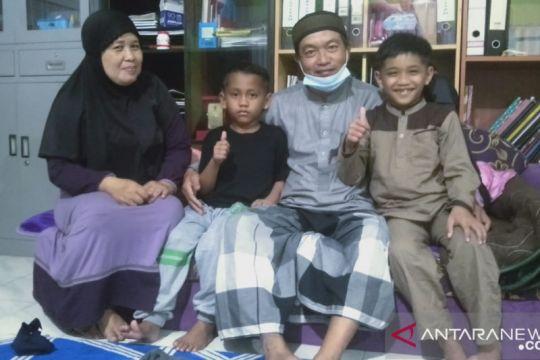 DP3AP2KB Nunukan beri trauma healing dua anak PMI yang dideportasi