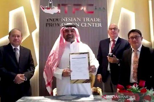 Arab Saudi borong produk makanan RI 53,1 juta dolar AS di ajang TEI