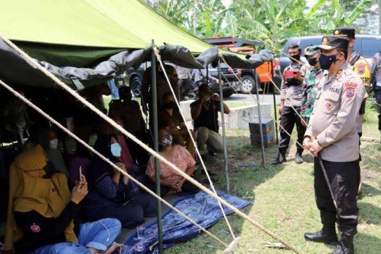 Ratusan warga masih mengungsi pascagempa Ambarawa