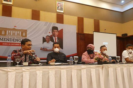 Masyarakat Aceh harapkan percepatan pembangunan SDM-Infrastruktur