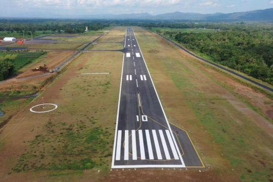 Bupati Purbalingga pastikan Bandara JB Soedirman masih beroperasi