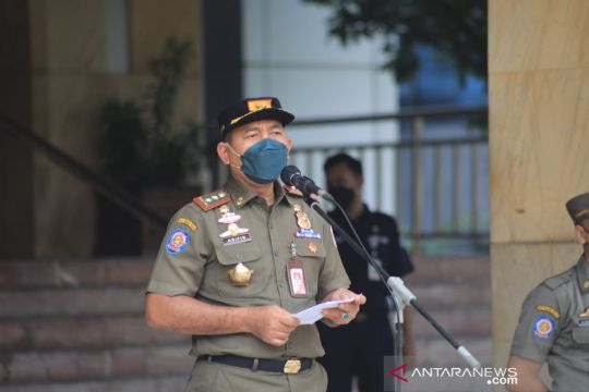 Satpol PP DKI awasi ruas jalan Jakarta agar terbebas dari ranjau paku