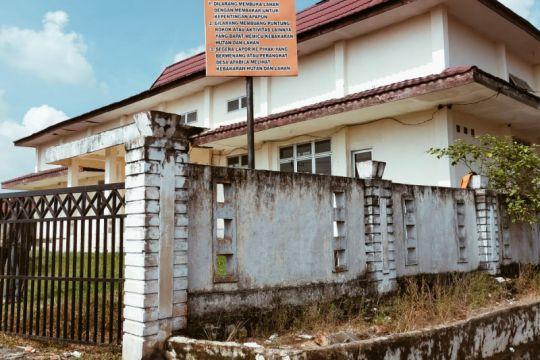 BPBD Ogan Komering Ulu pasang rambu peringatan bencana alam